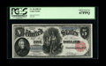 Large Size:Legal Tender Notes, Fr. 80 $5 1880 Legal Tender PCGS Superb Gem New 67PPQ....