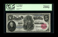 Large Size:Legal Tender Notes, Fr. 79 $5 1880 Legal Tender PCGS Superb Gem New 67PPQ....