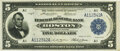 Fr. 781 $5 1918 Federal Reserve Bank Note PMG Choice Very Fine 35