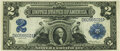 Large Size:Silver Certificates, Fr. 251 $2 1899 Silver Certificate PMG Gem Uncirculated 66 EPQ.. ...