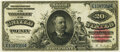 Large Size:Silver Certificates, Fr. 317 $20 1891 Silver Certificate PMG Choice Very Fine 35.. ...