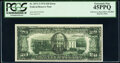 Error Notes:Offsets, Full Back to Face Offset Error Fr. 2071-I $20 1974 Federal Reserve Note. PCGS Extremely Fine 45PPQ.. ...