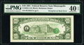 Error Notes:Third Printing on Reverse, Third Printing on Back Error Fr. 2025-I $10 1981 Federal Reserve Note. PMG Extremely Fine 40 EPQ.. ...