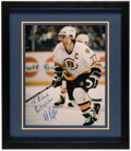 Autographs:Photos, Ray Bourque Signed Oversized Photograph. ...