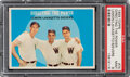 """Baseball Cards:Singles (1950-1959), 1959 Topps """"Directing The Power"""" #74 PSA Mint 9 - Only One..."""