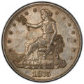 1875-CC T$1 MS61 PCGS. PCGS Population: (43/153 and 0/3+). NGC Census: (52/86 and 1/1+). CDN: $2,100 Whsle. Bid for NGC/...