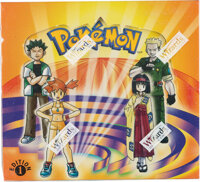Pokémon First Edition Gym Heroes Set Sealed Booster Box (Wizards of the Coast, 2000)