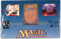 Magic: The Gathering Legends Edition Sealed Booster Box (Wizards of the Coast, 1994)