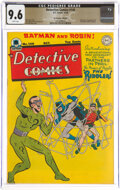Golden Age (1938-1955), Detective Comics #140 The Promise Collection Pedigree (DC, 1948) CGC NM+ 9.6 White pages....