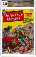 Golden Age (1938-1955), Detective Comics #135 The Promise Collection Pedigree (DC, 1948) CGC NM/MT 9.8 White pages....
