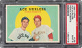 """Baseball Cards:Singles (1950-1959), 1959 Topps """"Ace Hurlers"""" #156 PSA Mint 9 - Only One Higher..."""