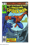 Modern Age (1980-Present):Superhero, Amazing Spider-Man #200 (Marvel, 1980) Condition: NM-. Giant origin issue. John Romita Sr. cover. Marv Wolfman story. Keith ...