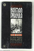 Books:Graphic Novel, Batman & Dracula: Red Rain nn (DC, 1991) Condition: NM-.Elseworlds storyline. Kelley Jones art. Overstreet 2004 NM- 9.2val...