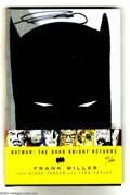 Books:Signed Editions, Batman: The Dark Knight Returns - Limited Edition Hardcover (DC,2002) Condition: NM. One of a limited series of 499 copies ...
