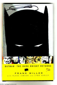 Batman: The Dark Knight Returns - Limited Edition Hardcover (DC, 2002) Condition: NM. One of a limited series of 499 cop...