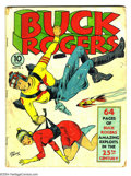 Golden Age (1938-1955):Science Fiction, Buck Rogers #2 (Eastern Color, 1941) Condition: GD+. Dick Calkinscover. Overstreet 2004 GD 2.0 value = $130....