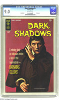 Silver Age (1956-1969):Horror, Dark Shadows #2 (Gold Key, 1969) CGC VF/NM 9.0 Off-white pages.Photo cover. Jim Certa art. Overstreet 2004 VF/NM 9.0 value ...