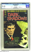 Silver Age (1956-1969):Horror, Dark Shadows #3 (Gold Key, 1969) CGC VF/NM 9.0 Off-white pages.Photo cover. Includes pull-out poster. Joe Certa art. Overst...