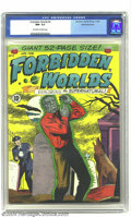 Golden Age (1938-1955):Horror, Forbidden Worlds #4 White Mountain pedigree (ACG, 1952) CGC NM- 9.2Off-white to white pages. There's a full moon out tonigh...