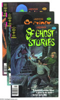 Silver Age (1956-1969):Horror, Ghost Stories Group (Dell, 1978-79) Condition VF+. This groupcontains issues #43, 45-50, and 51. Approximate Overstreet 200...(Total: 8 Comic Books Item)