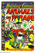 Golden Age (1938-1955):Funny Animal, Holiday Comics #2 (Star Publications, 1951) Condition: FN-. L. B.Cole cover. Overstreet 2004 FN 6.0 value = $117. ...
