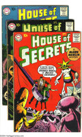 Silver Age (1956-1969):Mystery, House of Secrets Group (DC, 1960-62) Condition: Average VG. Thisgroup consists of seven comics: #32, 35, 40, 47, 48, 52, an...(Total: 7 Comic Books Item)