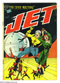 Golden Age (1938-1955):Science Fiction, Jet Powers #3 (Magazine Enterprises, 1951) Condition: VG.Overstreet 2004 VG value = $80. ...