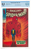 Silver Age (1956-1969):Superhero, The Amazing Spider-Man #50 (Marvel, 1967) CBCS VF+ 8.5 White pages....