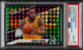Basketball Cards:Singles (1980-Now), 2019 Panini Mosaic LeBron James (Give and Go - Green Mosaic) #8 PSA Gem Mint 10...