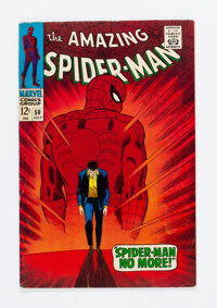 The Amazing Spider-Man #50 (Marvel, 1967) Condition: FN+