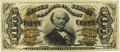 Fractional Currency:Third Issue, Fr. 1330 50¢ Third Issue Spinner PCGS Apparent Choice About New 58.. ...