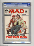 Magazines:Mad, Mad #171 (EC, 1974) CGC NM 9.4 Off-white pages. Norman Mingo cover.Jack Davis, Mort Drucker, and Angelo Torres art. Overstr...