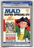 Magazines:Mad, Mad Super Special #19 (EC, 1976) CGC NM+ 9.6 Off-white pages.Norman Mingo cover. This is the highest-graded copy that CGC h...