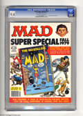Magazines:Mad, Mad Super Special #28 (EC, 1979) CGC NM 9.4 Off-white to whitepages. Includes comic book The Nostalgic Mad #7. Overstre...