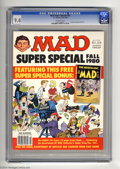 Magazines:Mad, Mad Special #32 (EC, 1980) CGC NM 9.4 Off-white pages. Includes thecomic book The Nostalgic Mad #8. Overstreet 2004 NM-...
