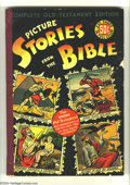 Golden Age (1938-1955):Religious, Picture Stories from the Bible Complete Old Testament (EC, 1947)Condition GD/VG. Contains #1-4. Overstreet 2004 GD 2.0 valu...