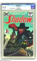 Bronze Age (1970-1979):Miscellaneous, The Shadow #1 (DC, 1973) CGC NM 9.4 Off-white pages. MichaelWilliam Kaluta cover and art. Denny O'Neil story. Overstreet 20...