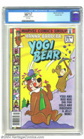 Bronze Age (1970-1979):Cartoon Character, Yogi Bear #5 Double Cover (Marvel, 1978) CGC MT 9.9 White pages.Not that uncommon an issue you say? Check out the CGC grade...