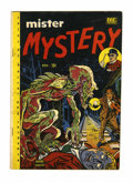 Golden Age (1938-1955):Horror, Mister Mystery #2 (Aragon Magazines, Inc., 1951) Condition: VG....