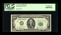 Fr. 2162-L $100 1950E Federal Reserve Note. PCGS Very Choice New 64PPQ