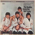 """Music Memorabilia:Memorabilia, The Beatles Yesterday and Today First State Stereo """"Butcher Cover"""" Slick (1966)...."""