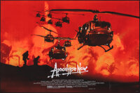 Apocalypse Now, 39/150 by Jock (Private Commission, 2014). Mint. Hand Signed and Numbered Limited Edition Screen Print (...