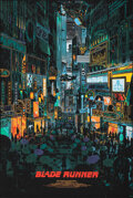 Movie Posters:Science Fiction, Blade Runner, 31/45 by Kilian Eng (Private Commission, 2017). Very Fine/Near Mint. Hand Numbered Variant Limited Edition Scr...