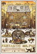 Movie Posters:Animation, Fantastic Mr. Fox, AP 1/20 by David Welker (Bottleneck, 2014). Mint. Hand Signed and Numbered Artists Proof of a Limited Edi...