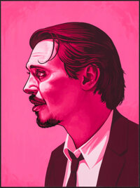 Reservoir Dogs, 1/115 by Mike Mitchell (Mondo, 2013). Mint. Hand Signed and Numbered Limited Edition Giclee Print (16&qu...