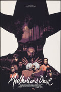 Movie Posters:Drama, Mulholland Drive, AP 4/5 by Grzegorz Domaradzki (Grey Matter Art, 2014). Mint. Hand Signed and Numbered Artists Proof of a L...