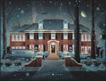"""Movie Posters:Comedy, Home Alone, 3/275 by DKNG (Mondo, 2014). Mint. Hand Signed and Numbered Limited Edition Screen Print (18"""" X 24""""; 45.75 X 61 ..."""