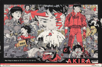 Akira, AP 17/25 by Tyler Stout (Mondo, 2011). Mint. Hand Signed and Numbered Artists Proof of a Variant Limited Edition...