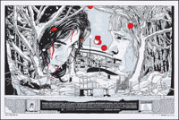 Let the Right One In, AP 10/25 by Tyler Stout (Mondo, 2010). Mint. Hand Signed and Numbered Artists Proof of a Limited E...
