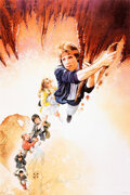 Movie Posters:Adventure, The Goonies, AP 32/50 by Drew Struzan (Bottleneck, 2020). Rolled, Near Mint/Mint. Signed and Hand Numbered Artist Proof of a...
